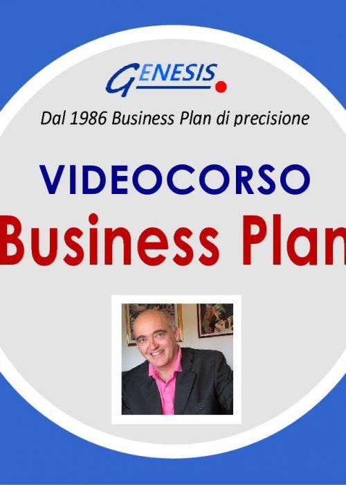 "VideoCorso ""BUSINESS PLAN"". Strumenti per la nuova impresa."