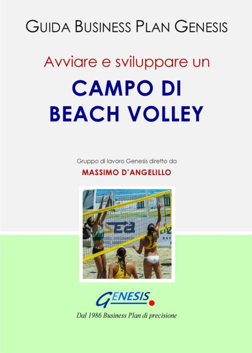 Avviare e sviluppare un CAMPO DI BEACH VOLLEY