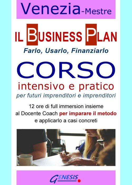 CORSO BUSINESS PLAN VENEZIA  29-30 giugno 2020 – Aperte le iscrizioni!